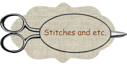 Stitches and etc.