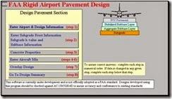 Menú de Diseño de Pavimentos