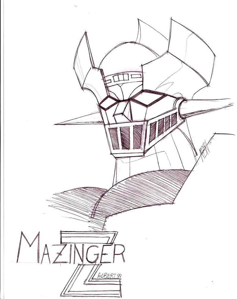 Puños fuera! El blog de Mazinger Z : Nº 18 - INSPIRACIÓN MAZINGER ...