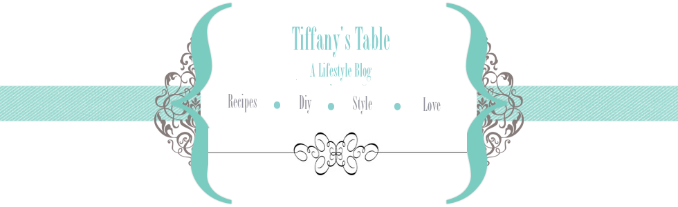 Tiffany&#39;s Table