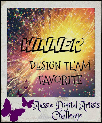 Aussie Digital Artists Challenge - DT favorite