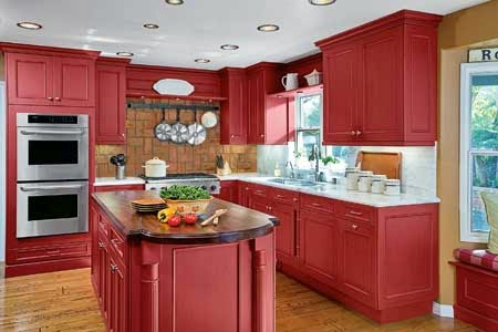 tips to clean kitchen - spring clean your kitchen