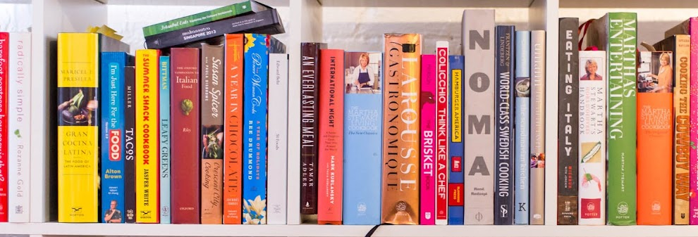 Browse Cookery Books Here