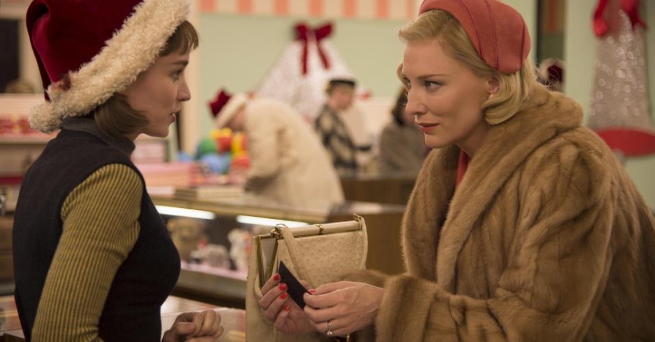 Cate Blanchett lesbian