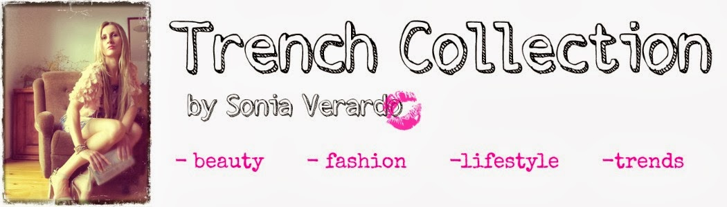 Trench Collection by Sonia Verardo