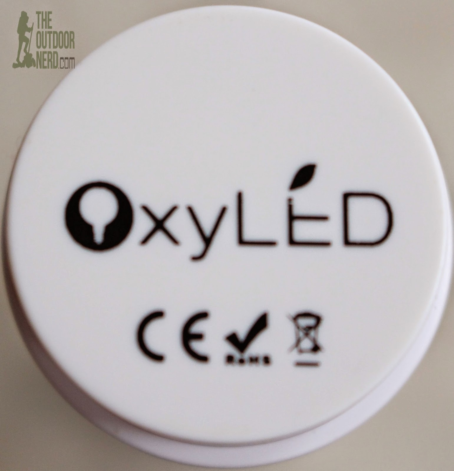 OxyLED Q6 Rechargeable USB Lantern - Product View 5
