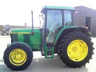 6210.2 772151 Tractor John Deere 6210SE 90Cp 2001 5100h