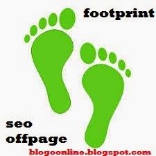 footprint teknik seo offpage
