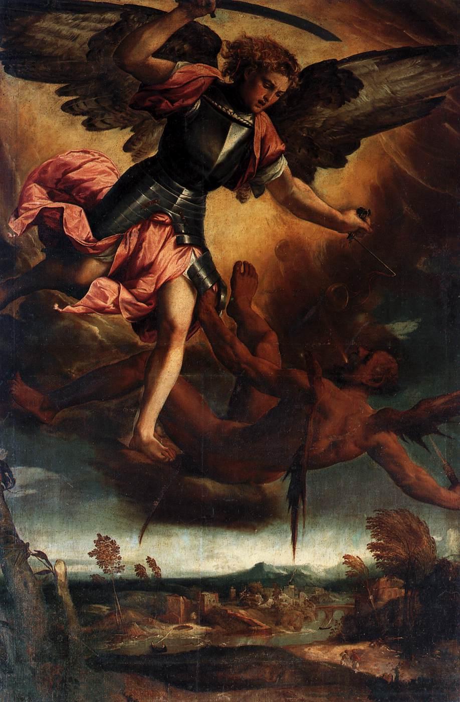 archangels � devil march 2012