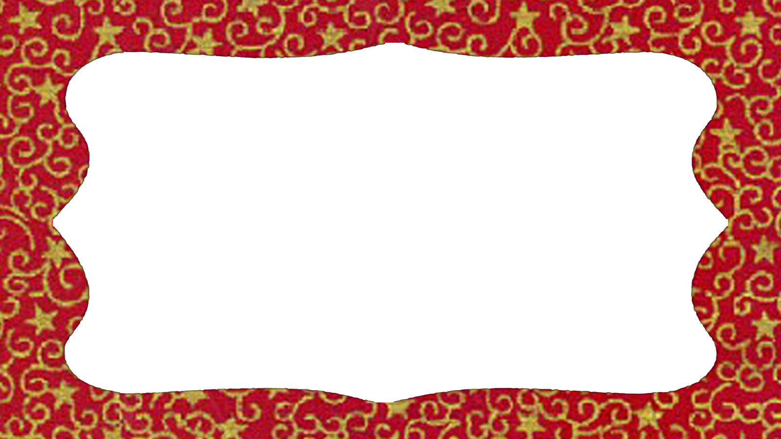 Natal-red and gold png