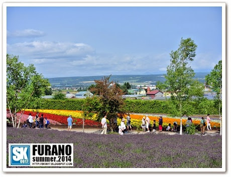 Furano Japan - Farm Tomita