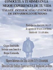 TALLER DE SUPERACION PERSONAL