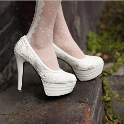 dresswe Cheap Wedding Shoes