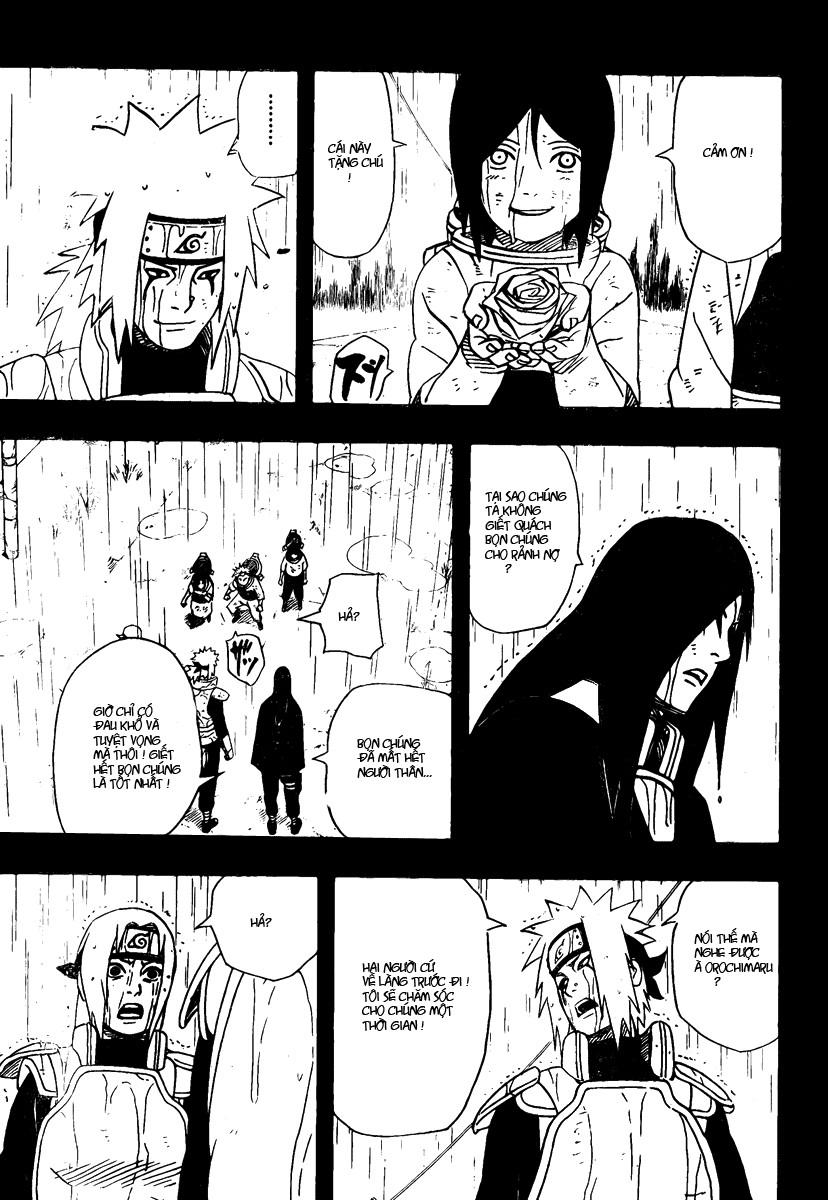 Naruto chap 372 Trang 10 - Mangak.info