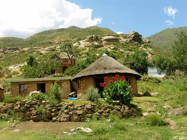 The cultural landscape of Sukur