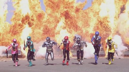 Đại Chiến Cảnh Sát Không Gian-Kaizoku Sentai Gokaiger vs Space Sheriff Gavan: The Movie