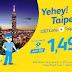Cebu Pacific Low Fare Flights Cebu to Taipei 2016