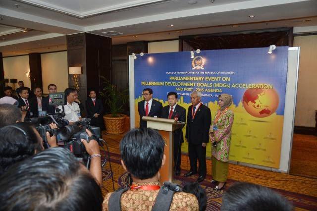 Pertemuan Parlemen Asia Pasifik di Surabaya Dihadiri 20 Negara