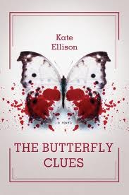 The Butterfly Clues book cover