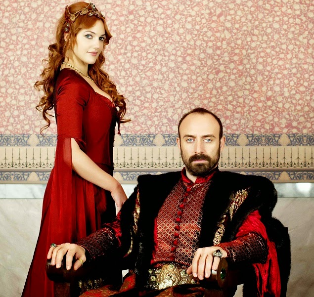 Turkish Soap - 'The Magnificent Century'