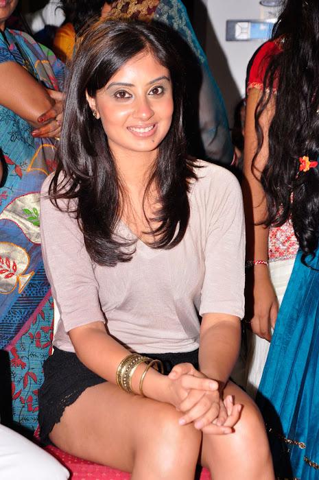 bhanu sri mehra milky in public event unseen pics