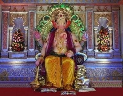 Lalbaugcha Raja 2011 Nice Photos