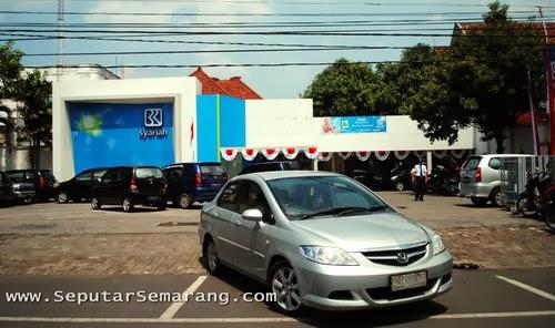 Bank BRI Syariah Semarang Pandanaran