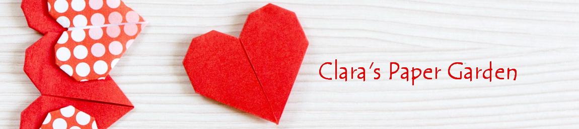 Clara's Paper Garden