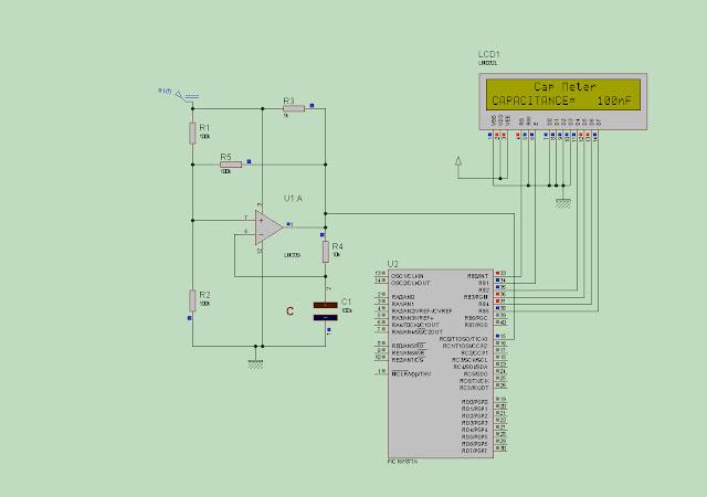 Projeto 17: CapMeter (Capacímetro Digital)