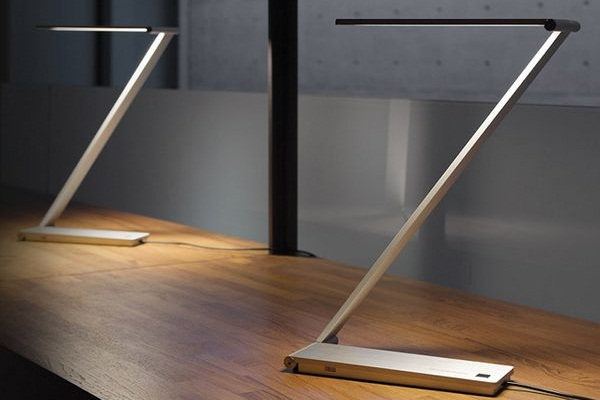 QisDesign LED Desk Lamp