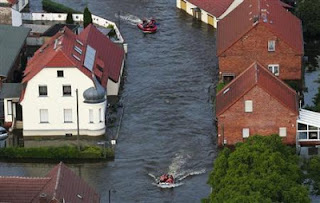 flood damage,Germany, insurance