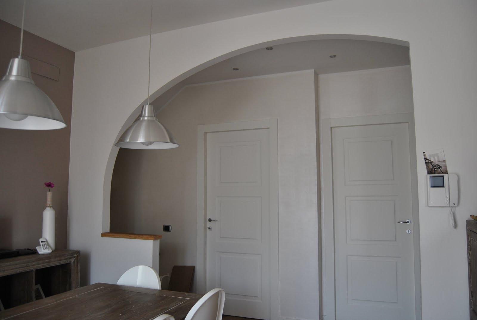 Arco cartongesso firenze for Decorazione entrata casa