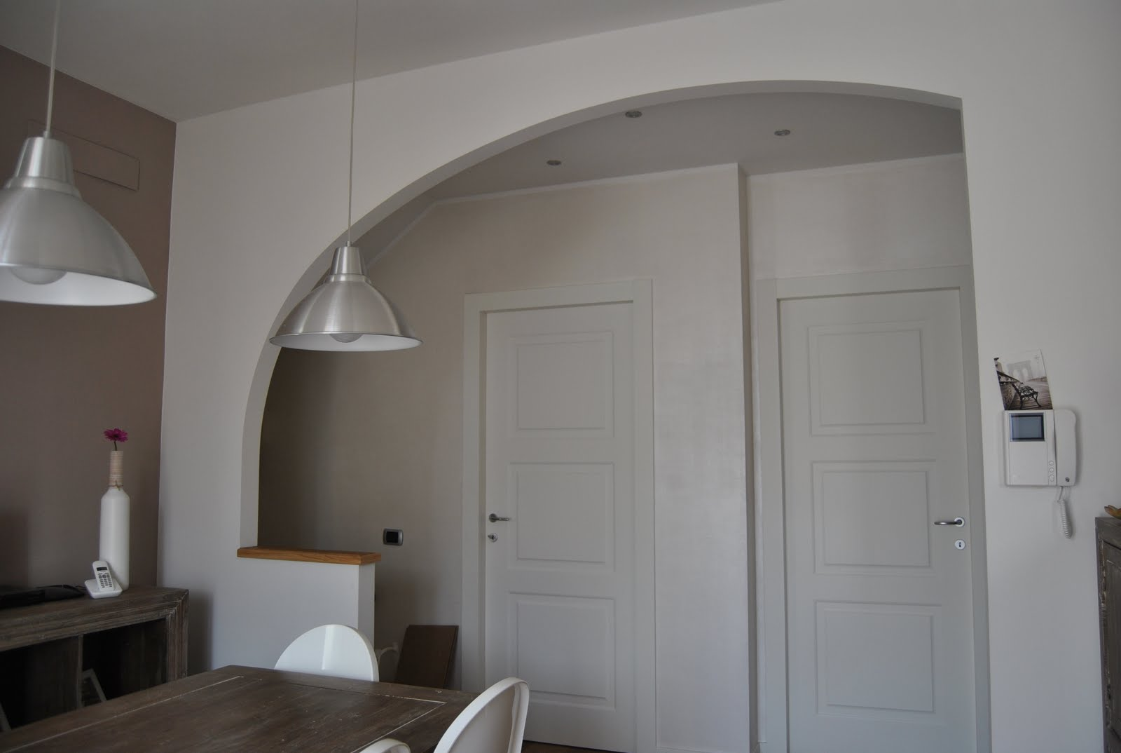 Arco cartongesso firenze - Archi in gesso per interni ...