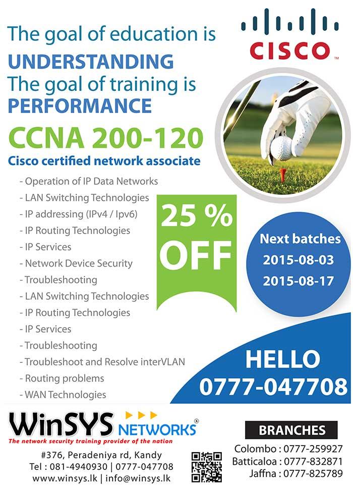 CCNA 200-120 CISCO Certified Network Associate.