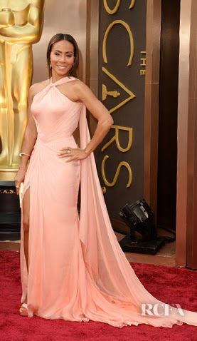 academy awards, 2014, best dressed, worst dressed, red carpet, arrivals, oscars, jada pinkett-smith, atelier versace, versace