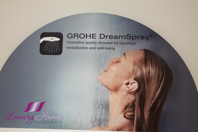 grohe shower system power soul dreamspray review