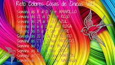 Reto de los Colores Vol.2