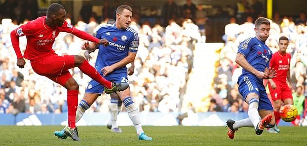 Hasil Pertandingan Chelsea 1-3 Liverpool