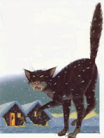 Mascot of the Month: Iceland Christmas Cat