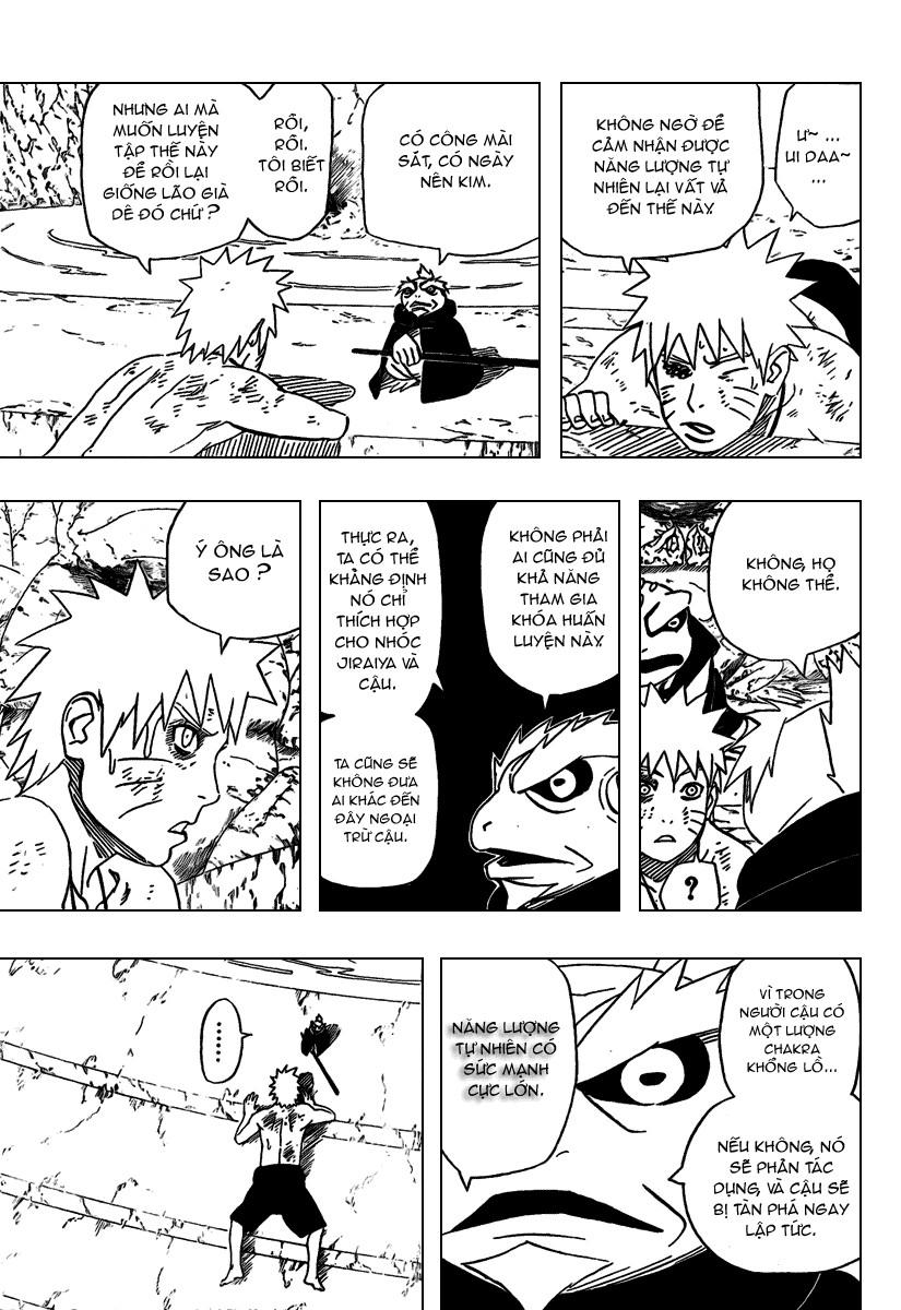 Naruto chap 412 Trang 12 - Mangak.info