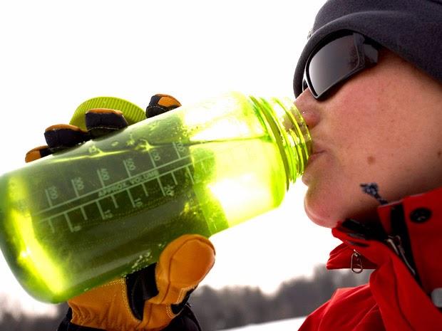 Peaks Coaching Group Winter Hydration