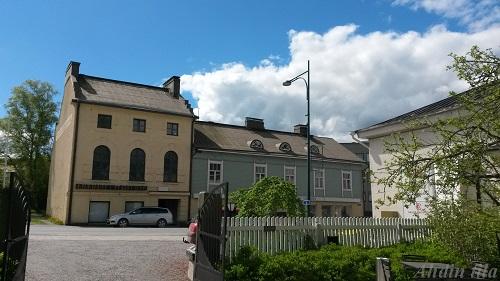 Kivijalkapuoti: Marttilankatu 13, Sastamala