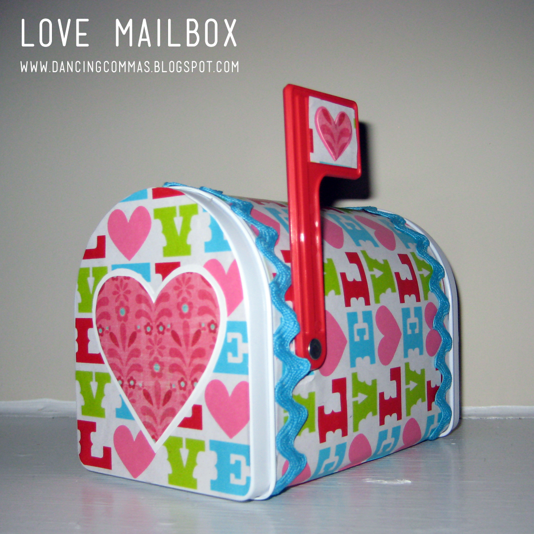 ♥♥PW Valentine mail box ♥♥ photo 1