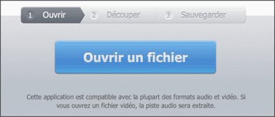 Outils en ligne pour diter l 39 audio vid o d couper fusionner convertir nootle - Couper une musique mp3 en ligne ...