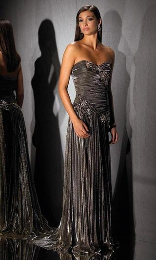 Evening dress designers australia