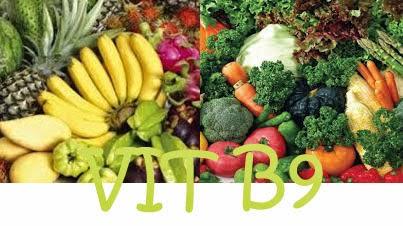 Makanan Yang Mengandung Asam Folat Tinggi