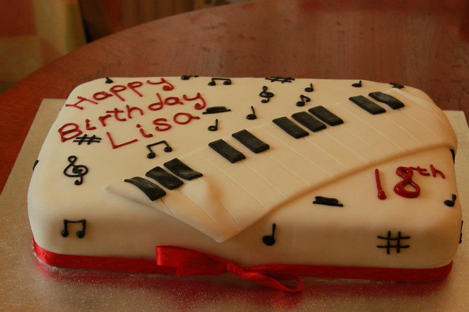 Baked Memories Happy Birthday Lisa