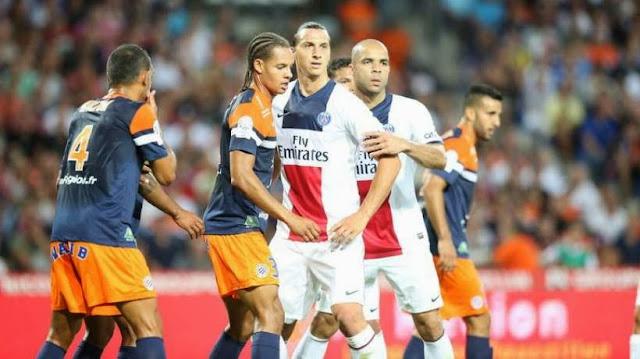 Soi kèo chuyên gia Montpellier vs Paris Saint Germain