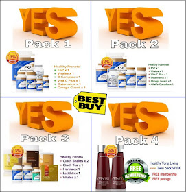 YES PACK SHAKLEE