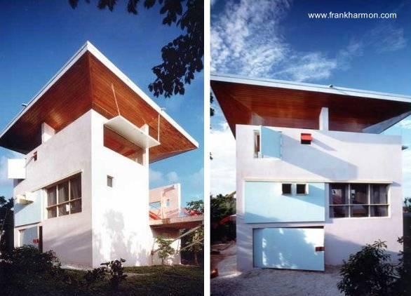 Residencia tipo resort en Bahamas